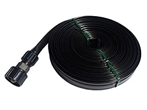 100 foot waterwise drip soaker hose drip irrigation patio. Black Bedroom Furniture Sets. Home Design Ideas