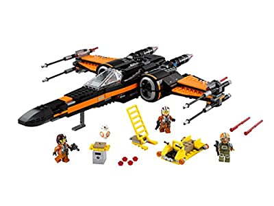 Lego Star Wars Poes X-wing Fighter 75102 Building Kit from LEGO