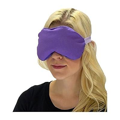 My Heating Pad- Sleep Better Lavender Eye Mask