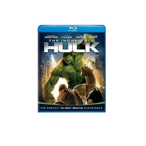 Cover art for  The Incredible Hulk [Blu-ray]
