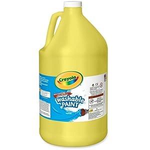 Wholesale Case Of 10 Crayola 1 Gallon Washable Paints Washable Paint 1 Gallon