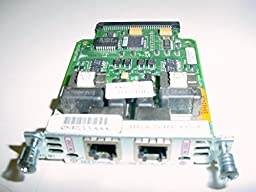 Cisco VIC-2FXO-M1 Two-port Voice Interface FXO Card  M1 Version