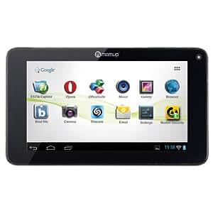Memup SlidePad 704CE Tablette 7'' (17,78 cm) Cortex A8 1 Ghz 4 Go Android 4.0 Wifi Gris Titanium