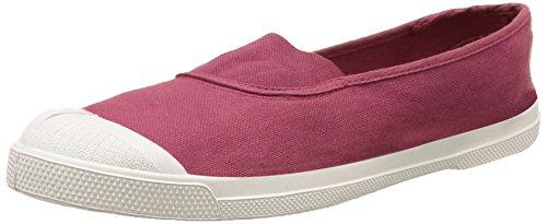 BensimonF15002C157 - Sneaker Donna , Rosso (Rouge (313 Bourgogne)), 37