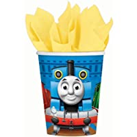 Thomas the Tank 9 oz. Paper Cups Party Accessory by AMSCAN