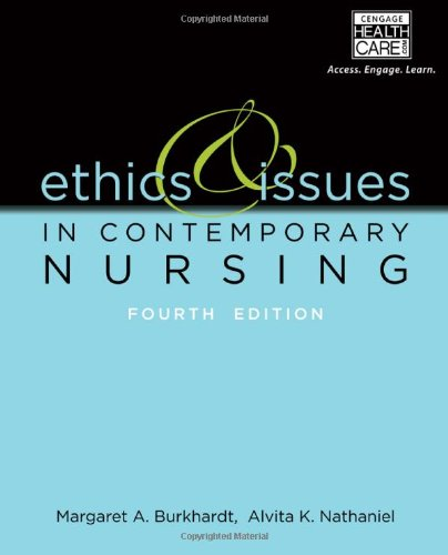 Ethics and issues in contemporary nursing 113 62 4399 85