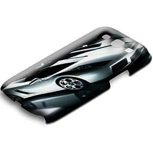 Voitures 10057, Sport Car, 3D Design Coque Arriere Rigide Coquille Housse Case Cover Shell avec Dessin Coloré pour Samsung Galaxy S3 i9300.