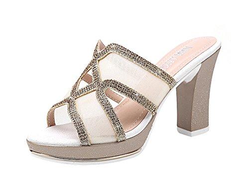 fq-real-womens-cute-cross-open-toe-block-heel-breathable-mesh-rhinestones-sandals-45-ukgold
