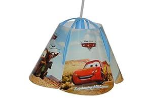 Deckenlampe disney cars h ngelampe f r kinder kinderzimmer - Cars deckenlampe ...