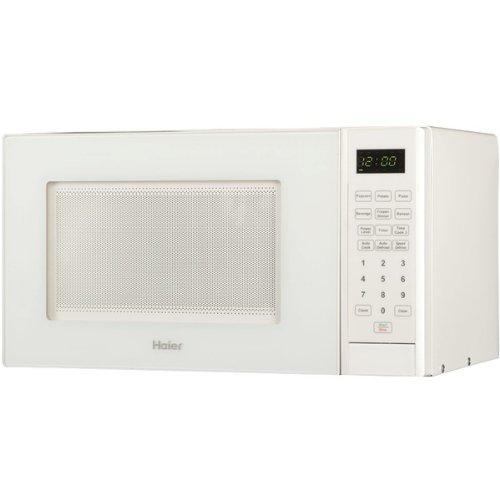 Haier 0 9 Cu Ft 900 Watt Microwave Hmc935sess Dealtrend