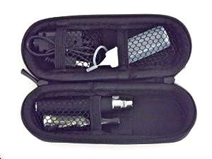 Kit Complet Longue durée Cigarette Electronique EGO, Grande contenance 5ml (Ce9), batterie 900mha, NOIR + cordon offert