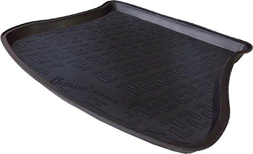 Laderaumwanne Kofferraumwanne passend für Opel Corsa D Schalenmatte Kofferraummatte Kofferraumschutz Hundeschutzmatte