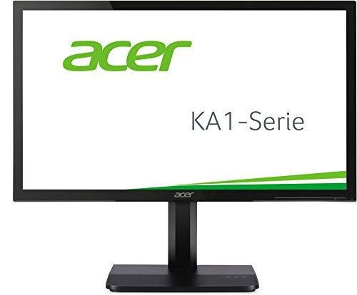 Acer KA271bid 69 cm (27 Zoll) Monitor (VGA, DVI, HDMI, 5ms Reaktionszeit) schwarz
