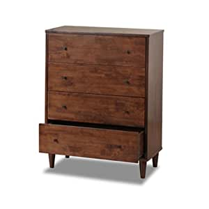 Vilas 4 drawer dresser cheap dressers and for Bedroom drawers sale