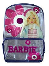 Barbie Girl School Backpack - Purple Barbie Backpack