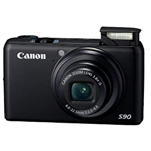 Canon PowerShot S90 reviews