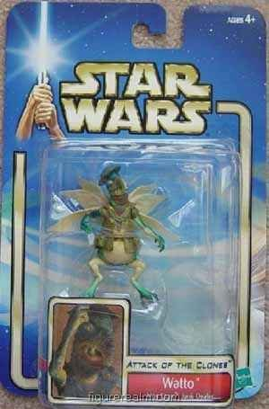 Watto (Mos Espa Junk Dealer) from Star Wars - Saga Attack of the Clones