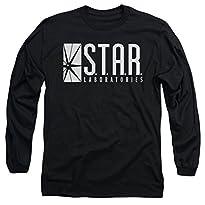 Long Sleeve: The Flash S.T.A.R. Shirt
