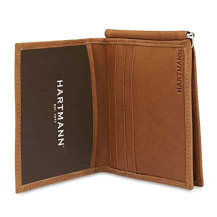 Hartmann Belting Leather Money Clip