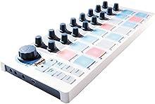 Arturia Beatstep - Controlador y secuenciador, color blanco y negro