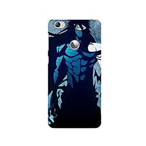 TAZindia Printed Hard Back Case Cover For LeTv 1s