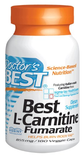 Doctor's Best Best L-Carnitine