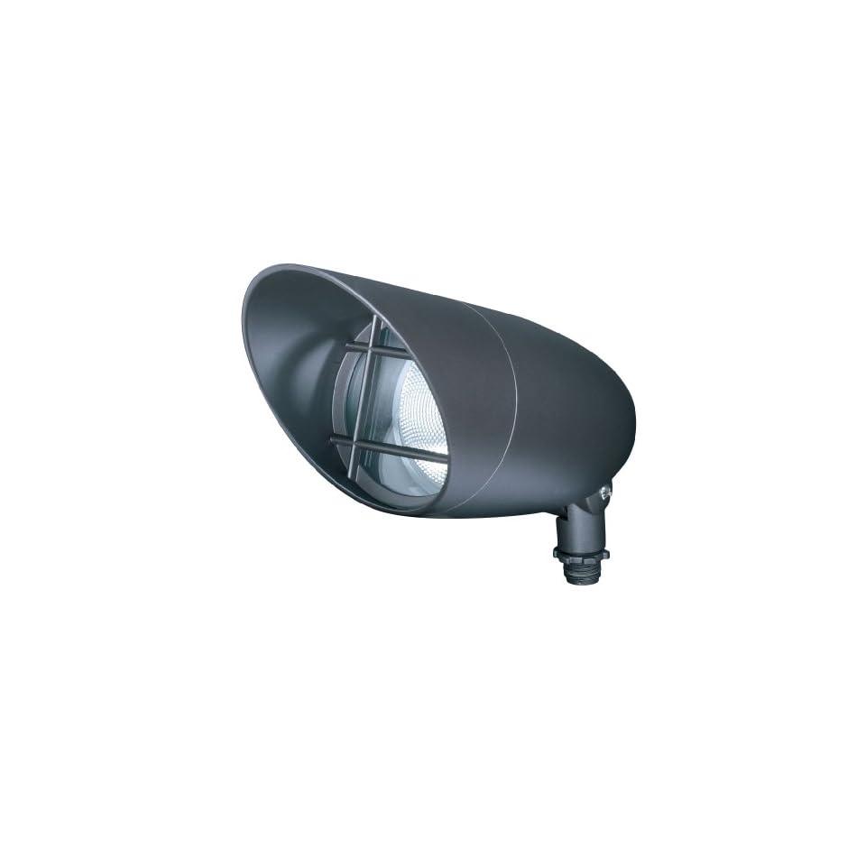 Nuvo Lighting SF76/647 One Light PAR30 Short Neck 120 Volt Die Cast Aluminum Durable Outdoor Landscape Security Lighting Flood, Dark Bronze
