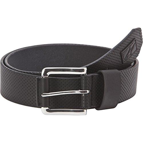 Alpinestars Mens Concourse Leather Belt, Black, Small