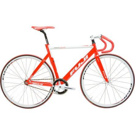 Fuji Bicycles Track Comp Bike Fuji Red, 52cm