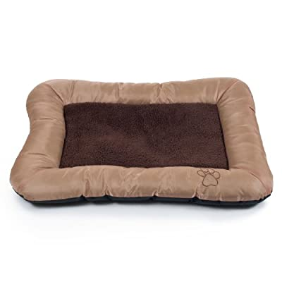 PAW Plush Cozy Pet Crate/Pet Bed