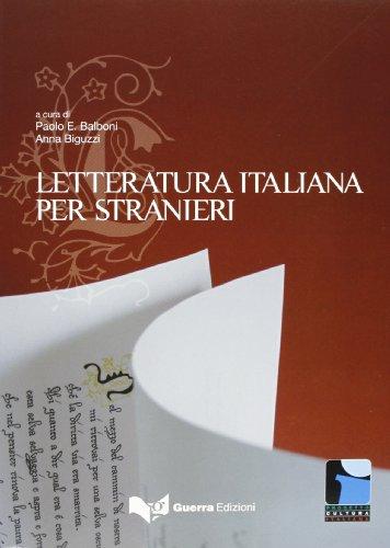 Progetto Cultura Italiana: La Letturatur