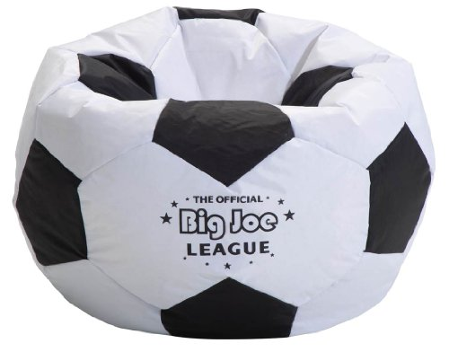 Big Joe Soccer Bean Bag With Smart Max Fabric front-401696
