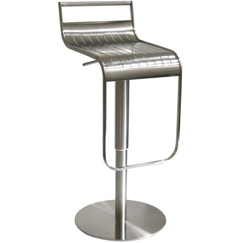 Stainless Steel Bar Stools For The Modern Home