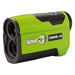 Bushnell Tour v3 Rangefinder - Exclusive( COLOR: Green ) by Bushnell