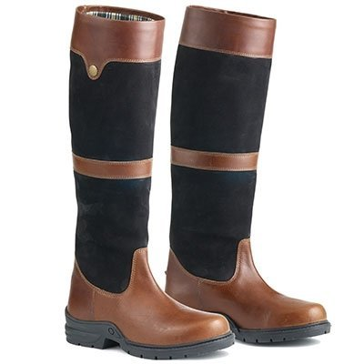 Ovation Kenna Country Boot 41 Black/Brown