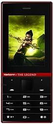 Karbonn Kochadaiiyaan The Legend 2.4 (Black-Red)