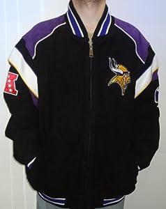 Minnesota Vikings Suede Jacket by NFL