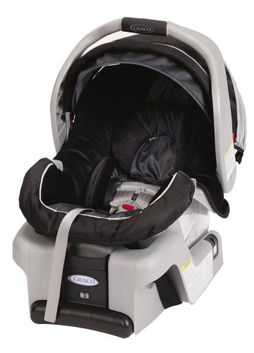 Graco SnugRide Classic Connect 30 LX Infant Car Seat, Metropolis