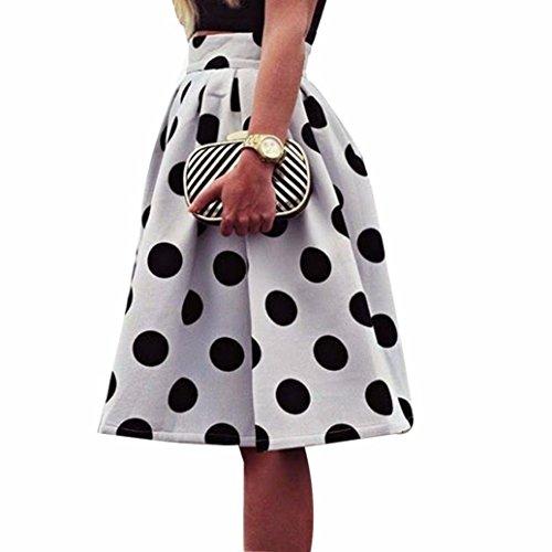 gonna-sexy-reasoncool-donne-aderente-pois-umbrella-skirt-retro-puff-gonne-l-vita299-bianco