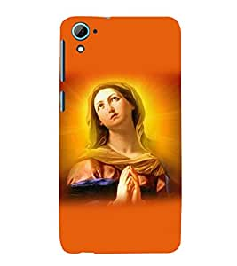 printtech Lord God Mary Back Case Cover for HTC Desire 826 / HTC Desire 826 Dual