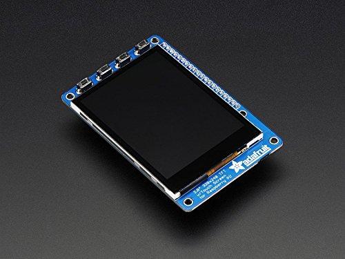 "Adafruit (PID 2423) PiTFT Plus 320x240 2.8"" TFT + Capacitive Touchscreen"