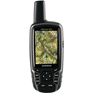 AWM Garmin 010-00868-02 Gpsmap 62St (Includes Us Topographic Maps) – Portable Units