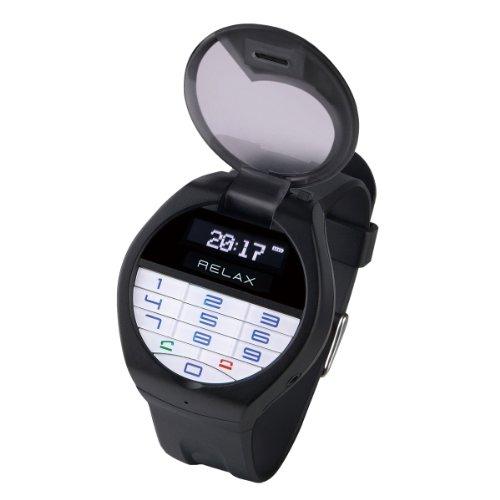 [リラックス]RELAX 腕時計 bluetooth Photch SPLIT/フォッチ スプリット RPH-2-BK メンズ