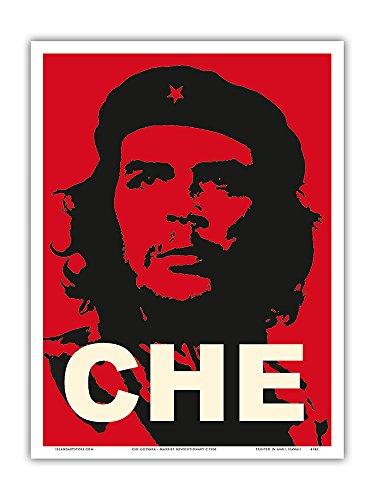 Che-Guevara-Marxist-Revolutionary-Vintage-Political-Poster-c1968-Master-Art-Print