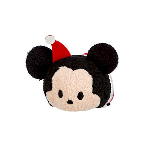Disney Mickey Mouse ''Tsum Tsum'' Plush - Holiday - Mini - 3 1/2''