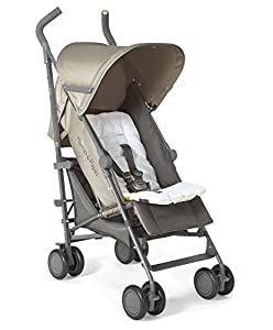 Mamas & Papas Tour Buggy with Liner and Rain Cover (Stone)