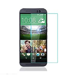 Heartly Protective Screen Protector for HTC One M9