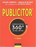 Publicitor : Communication 360° off et on line