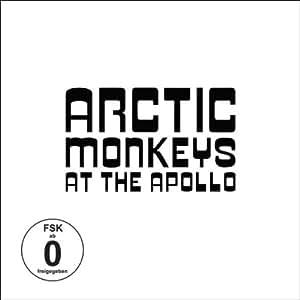 Arctic Monkeys At The Apollo Live Lp Poster Postkarte