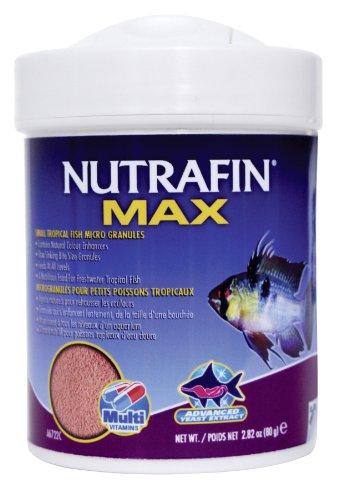 Hagen Nutrafin Max Small Micro Granules, 2.82-Ounce